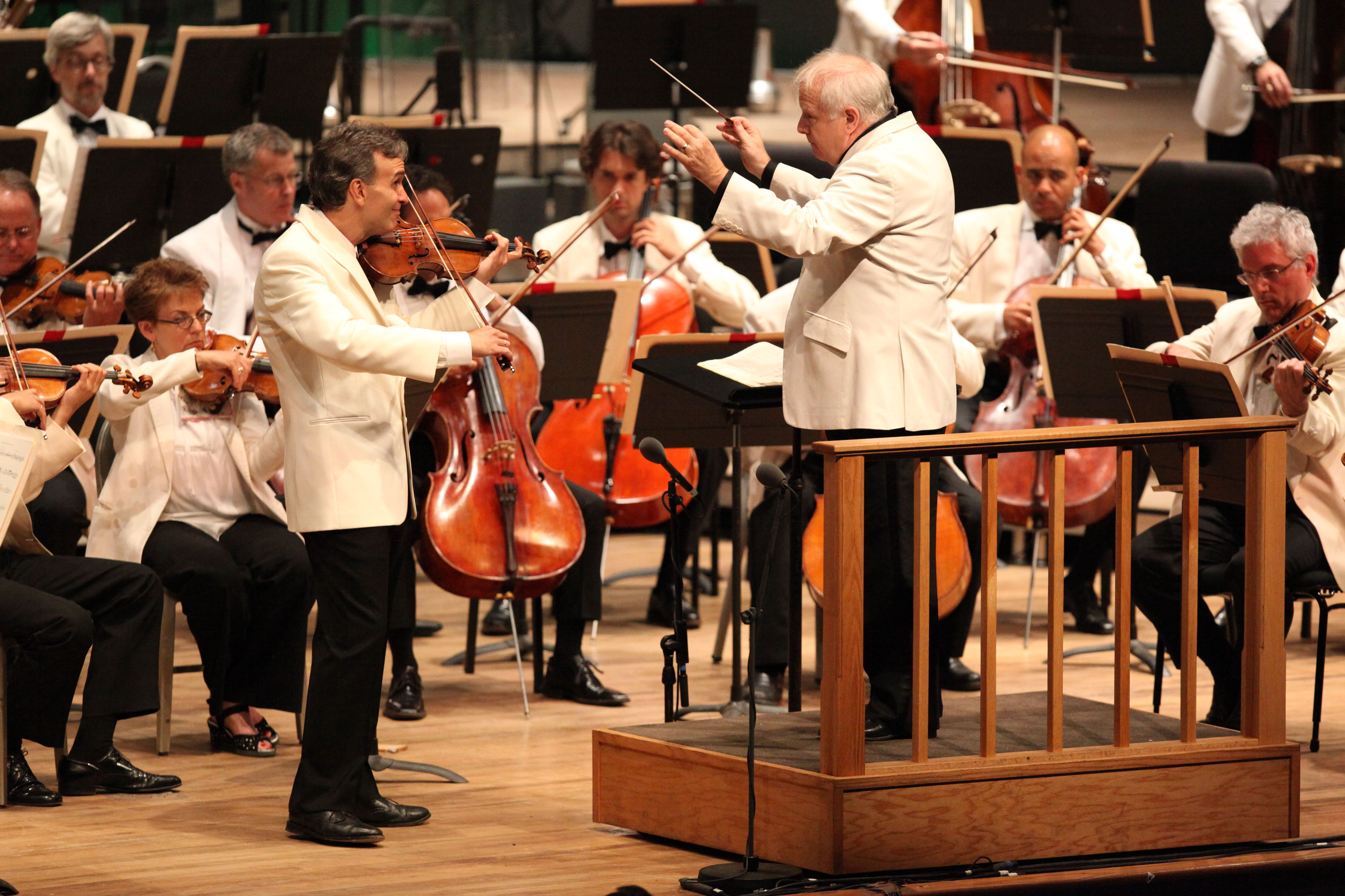 The boston symphony orchestra at tanglewood 2014 synergy for The tanglewood