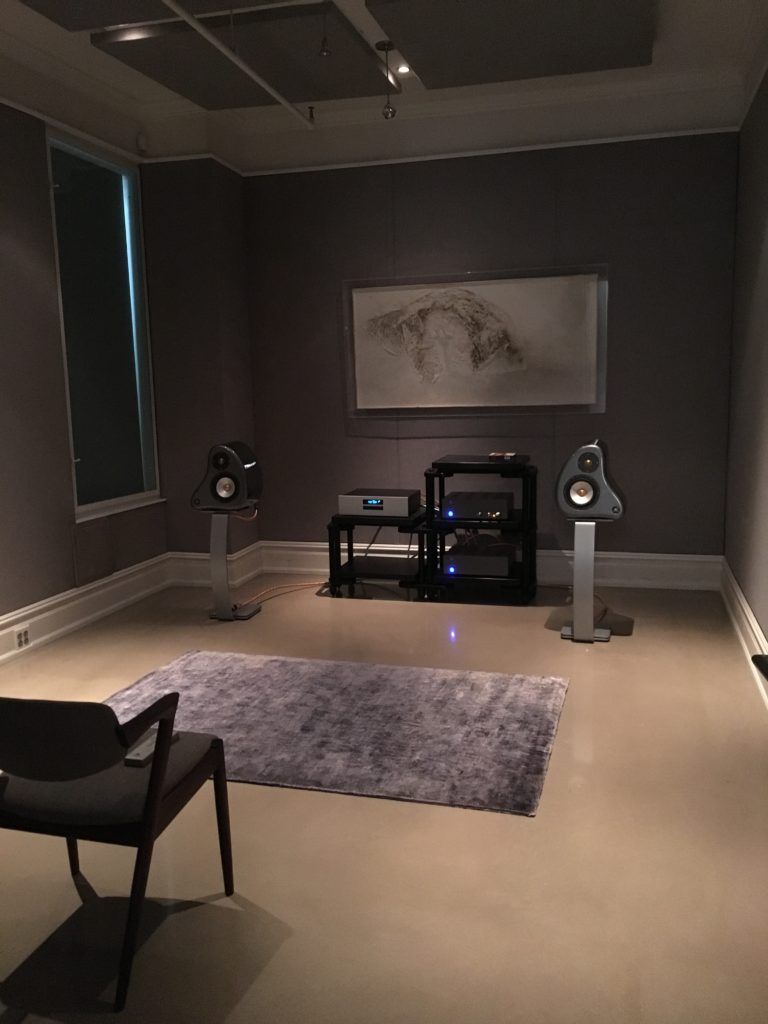 ENSEMBLE HIGH-END AUDIO SYSTEM: PURSUIT OF THE MUSICAL